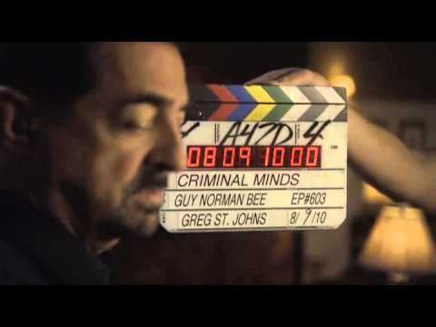 Criminal Minds Season 6 Blooper/Gag Reel