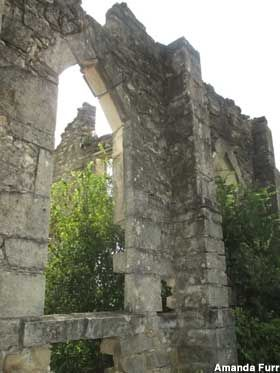 Hondo, TX - Ruins of St. Dominic's Church