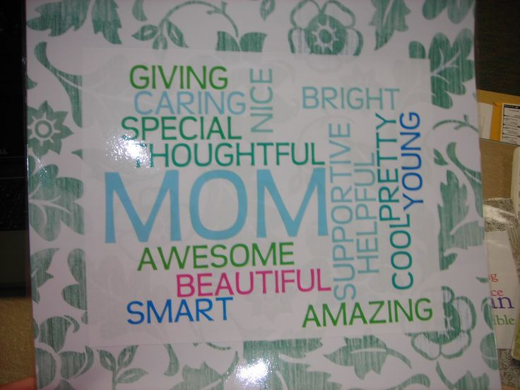 Mothers Day Crafts For  Graders
