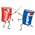 coke vs pepsi - Bing Images