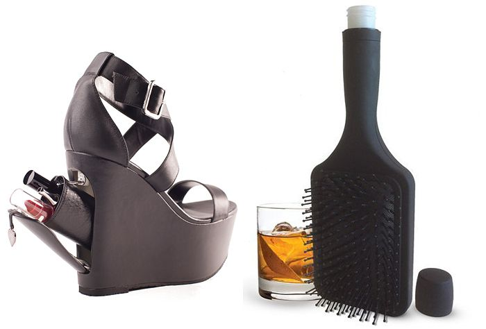 17 Insanely Brilliant Ways To Hide Alcohol In Your Outfit