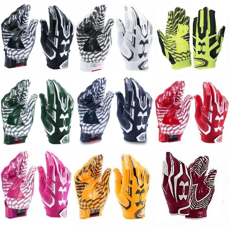 Under Armour Model UA F5 Youth Boys Kids Football Gloves 1271185 Pair