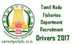 Tamil Nadu Fisheries Department