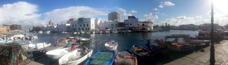 Port de #Bizerte - www.hexia.tn