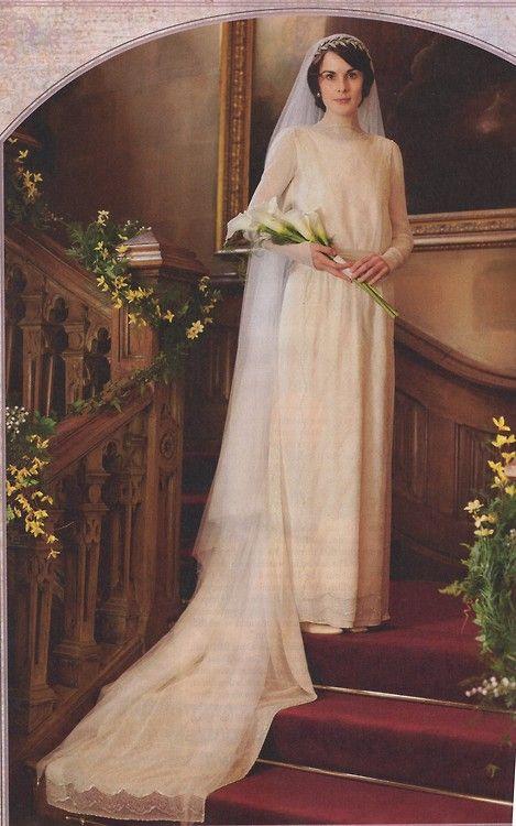 Downton Abbey - Lady Mary's Wedding Day
