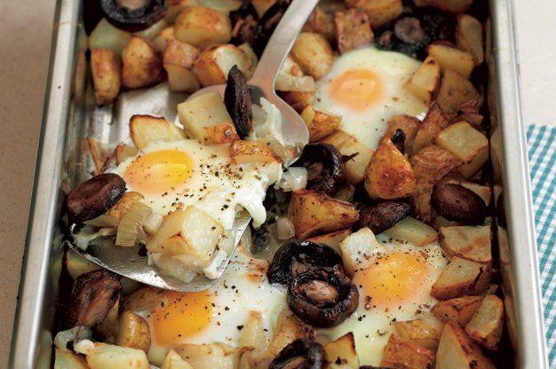 Vejce & brambory
