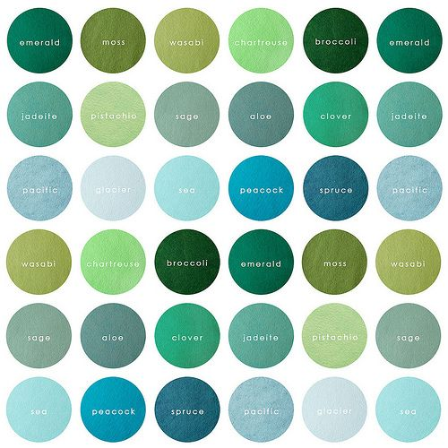 43 Best Blue And Green Pallette Images On Pinterest