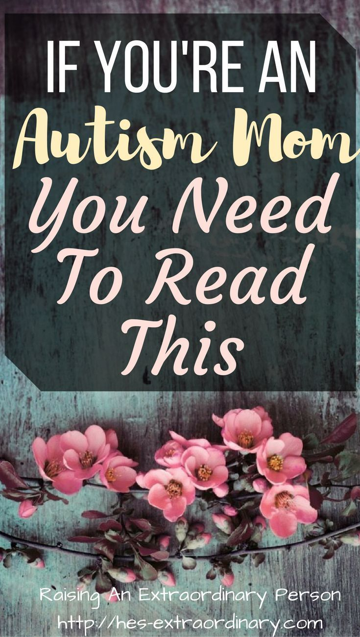 I see it all the time. Autism moms judging other autism moms in online support groups. Mom's are judged for their child's diet, or for making the choice to use medication.  Can we all just acknowledge how wrong this is and stop?We are already constantly judged by mom's whose children are neuro-typical. Their judgement is …