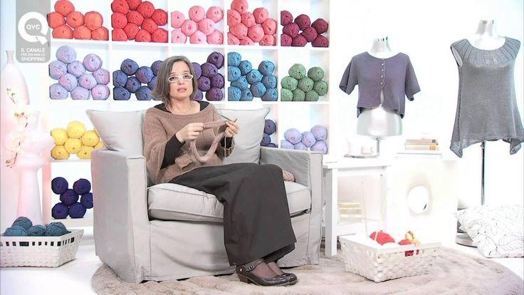 Lavora a maglia con Emma Fassio - Come chiudere il lavoro
