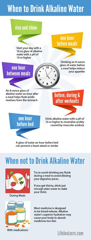 Best 25 Drinking Alkaline Water Ideas On Pinterest