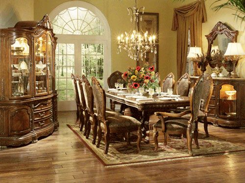 Classic style for the dining room <3: Dining Rooms Sets, Dining Rooms Furniture, Beautiful Dining, Rooms Ideas, Furniture Dining, Dinning Rooms, Dining Rooms Tables, Dining Rooms Design, Diningroom Beautiful