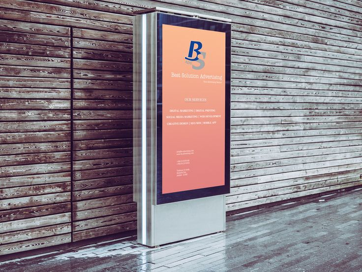 Billboard signage printing and installation services
