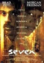 SEVEN (1995). David Fincher y sus 7 pecados capitales. « LAS MEJORES PELÍCULAS DE LA HISTORIA DEL CINE - SINOPSIS
