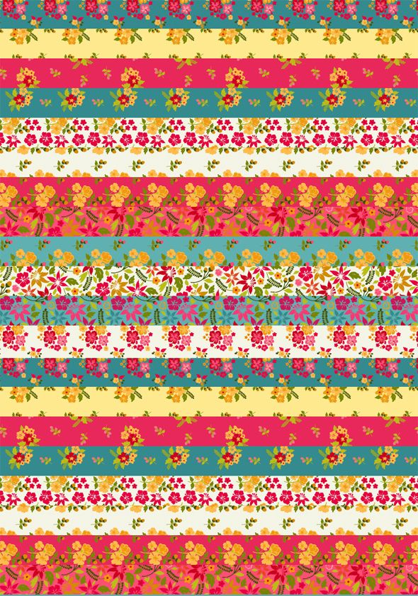 Printable Background Scrap Craft Or Decoupage Papers