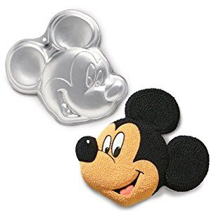 3d Mickey Mouse Cake Pan