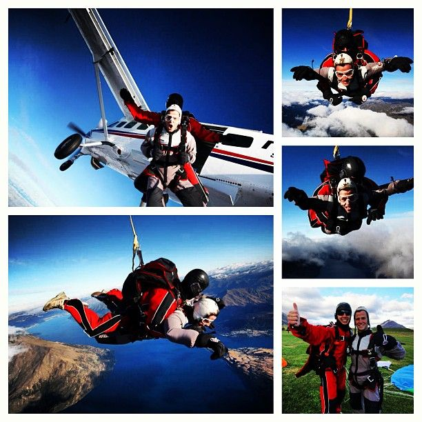 Nzone Skydive Queenstown are all about giving you the thrill of freefall!
