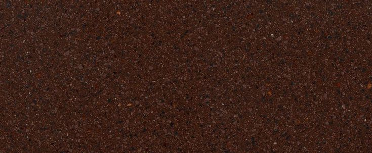 A red-brown background with accents of garnet glitter chips, clear, brown and black chips.