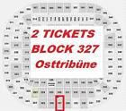 #Ticket  UEFA CHAMPIONS LEAGUE FC Bayern München  Atletico de Madrid 2 Tickets BLOCK 327 #italia