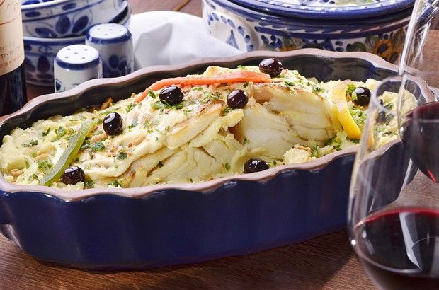 Receita tradicional portuguesa leva maionese