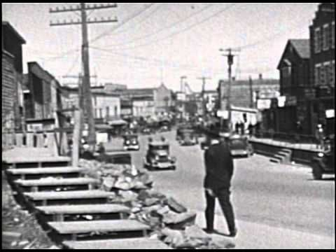 Kirkland Lake, Ontario in 1930