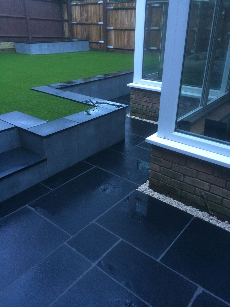 Get that Patio Ready, as spring is around the corner, this means the sun will be shining more! Enjoy some more time outdoors and soak up the sun on a brand new patio http://cavershamag.com/  #summer2018 #patio #sun #garden #designs #landscape