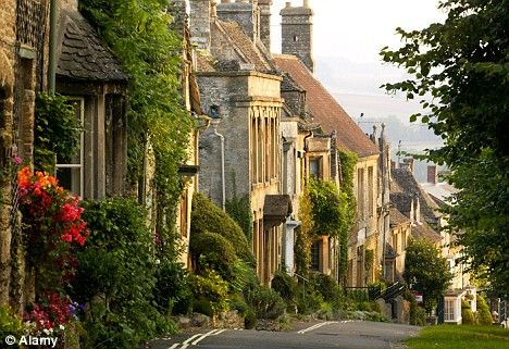 Buford, England | The tiny Oxfordshire town named on Forbes list of Most Idyllic Places ...