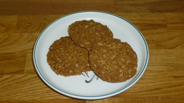 Crunchy Oat Biscuits Recipe - Food.com