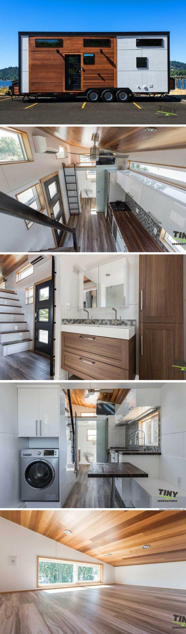 The Catalina Tiny House (317 sq ft)