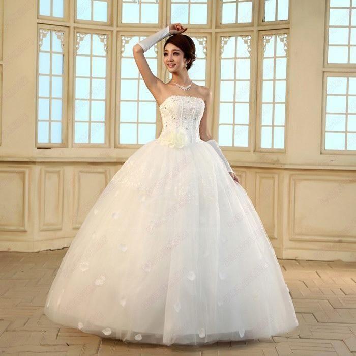 Mejores 9 imágenes de vestidos de novias lindos en Pinterest ...