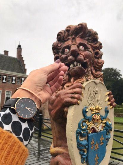 Winnen: een gloednieuw Daniel Wellington horloge - One Hand in My pocket
