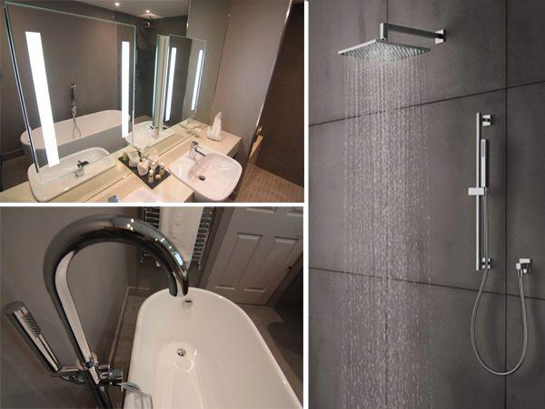 Restless Design | Armada Hotel | SUITE BATHROOM