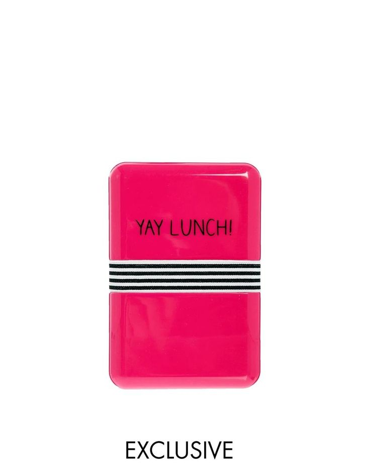 Happy Jackson | Happy Jackson Exclusive to ASOS YAY! Lunch Box at ASOS