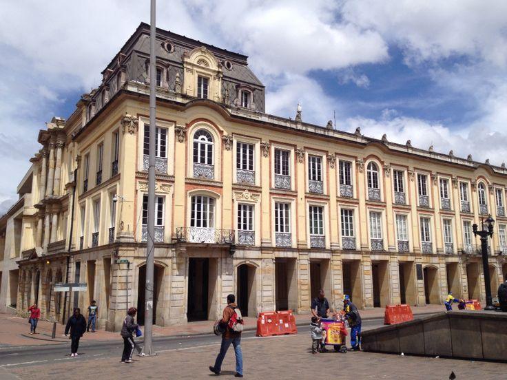 Palacio Lievano. La Candelaria. Bogota