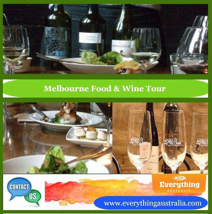 Melbourne Food & Wine Tour