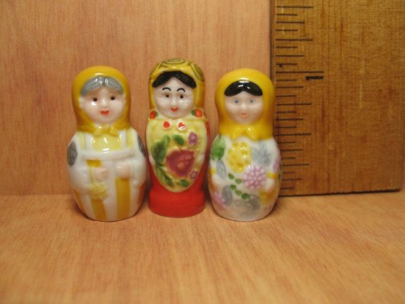 Hey, I found this really awesome Etsy listing at https://www.etsy.com/listing/265176905/tiny-matryoshka-russian-nesting-dolls