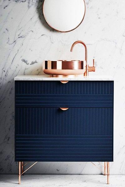 Super dicas para usar cobre na decoração da sua casa