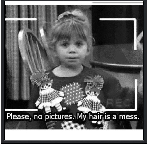 Full house :)) Michelle Elisabeth Tanner is ADORABLE!