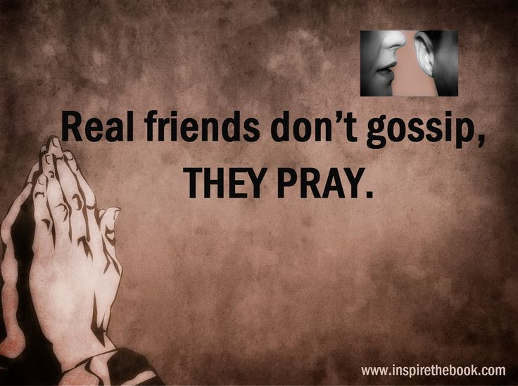 Sayings About Quotes Gossip And Christian