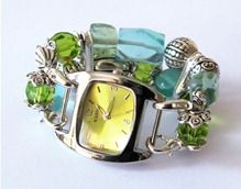 Самодельные браслеты на часы своими руками