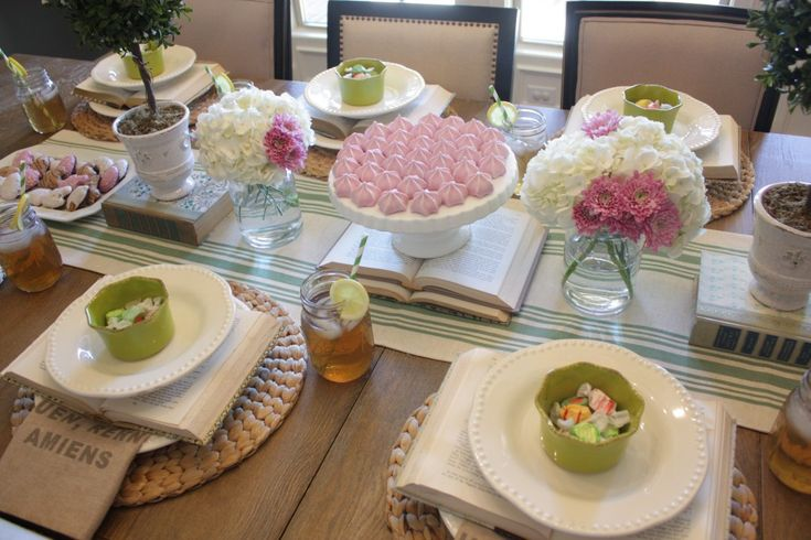 Tea Party Tablescape {Sponsored by Tuesday Morning} - House of Hargrove