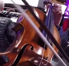 Violinist Anne-Sophie Mutter films her performance with a head cam - The Strad