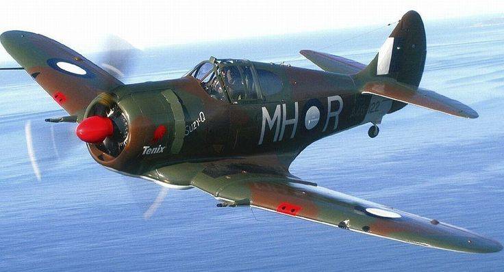 CAC Boomerang - the first combat aircraft to be designed and built in Australia