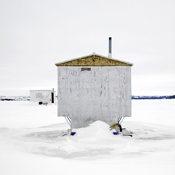 1000 Ideas About Ice Fishing Shelters On Pinterest Ice
