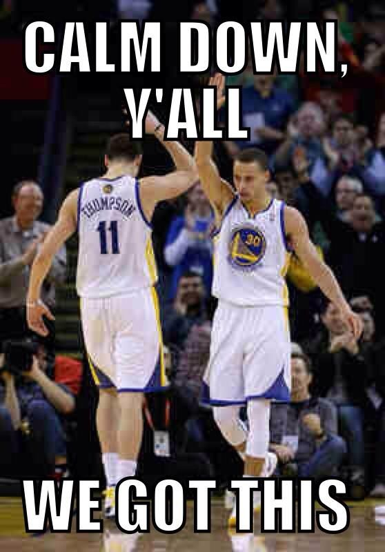 Golden State Warriors #SplashBrothers #ROARacle