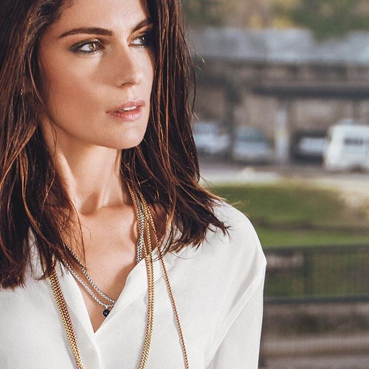 Actress Anna Valle wears Fope Jewels again.  A Tale of Beauty - chapter 3
