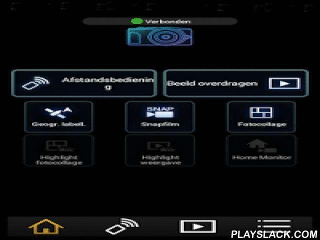 """Panasonic Image App  Android App - playslack.com ,  """"Panasonic Image App"""" is een programma waarmee u via uw smartphone de opname- en afspeelfuncties van een met Wi-Fi compatibele digitale camera/digitale videocamera op afstand kunt bedienen en beelden kunt uploaden naar SNS-sites (Social Networking Service). Dit programma beschikt over de volgende hoofdfuncties.・U kunt hetzelfde beeld als op het Live View-scherm van uw digitale camera/digitale videocamera op uw smartphone bekijken, en…"""