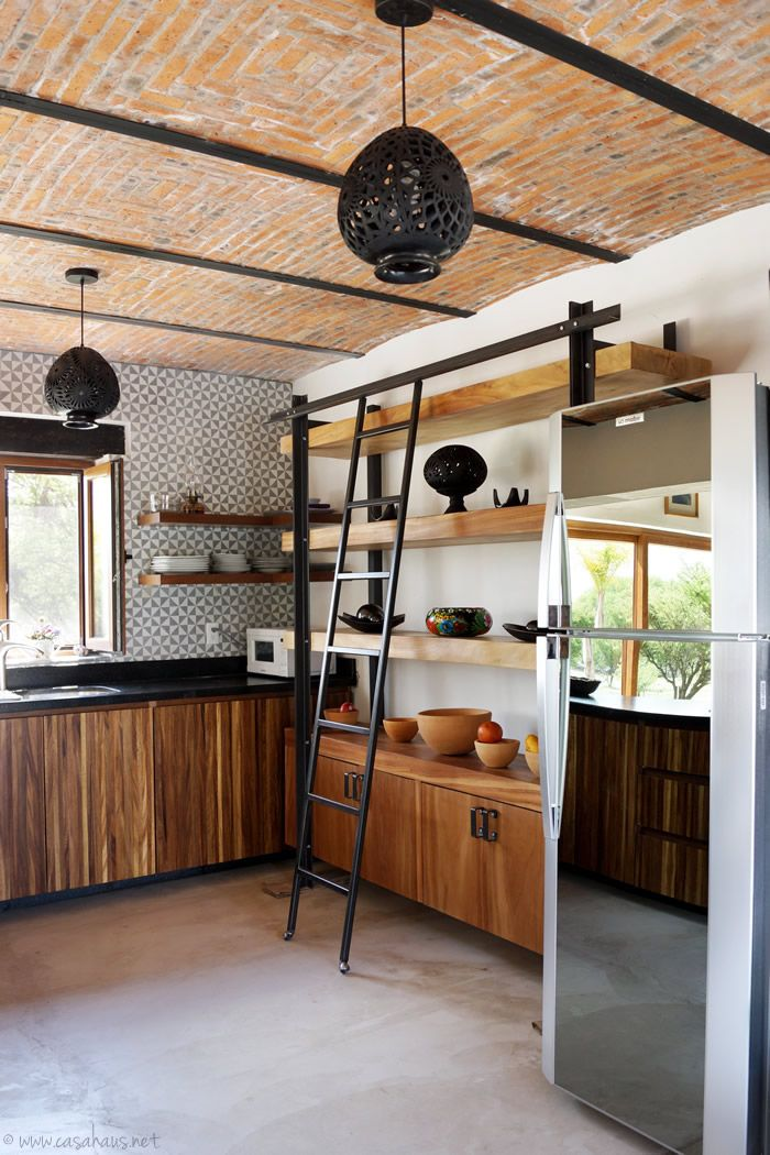 1000 ideas about rustic industrial kitchens on pinterest - Cocinas estilo rustico ...