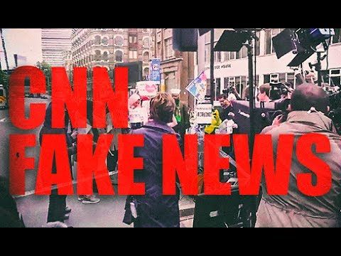 CNN Caught Staging Fake News Scene At London Bridge Terror Attack | Right Wing Videos