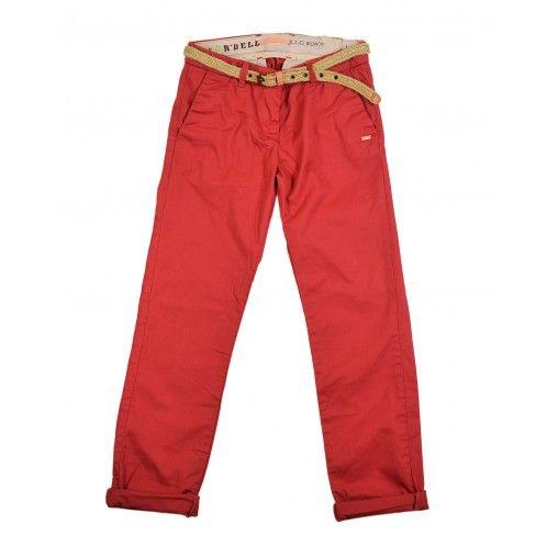 Scotch R'Belle Cotton Trousers