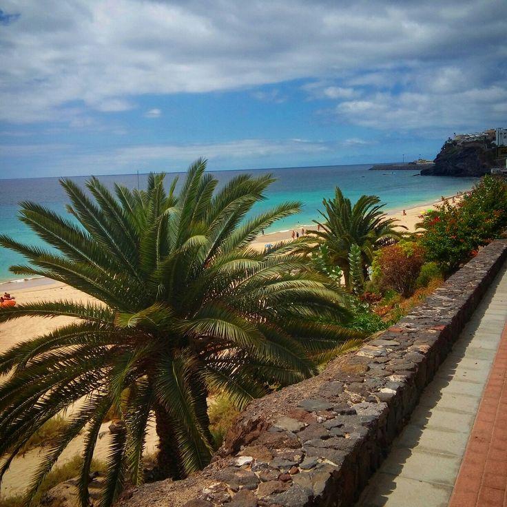 Morro Jable Playa, Fuerteventura